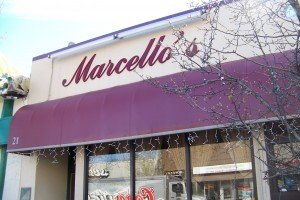 Marcello's on Lafayette in downtown Suffern