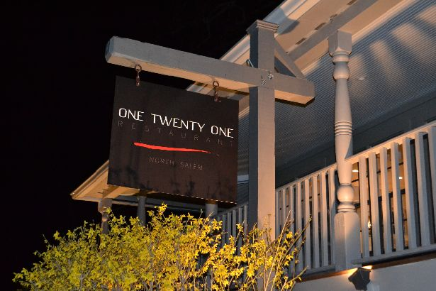 one twenty one restaurant