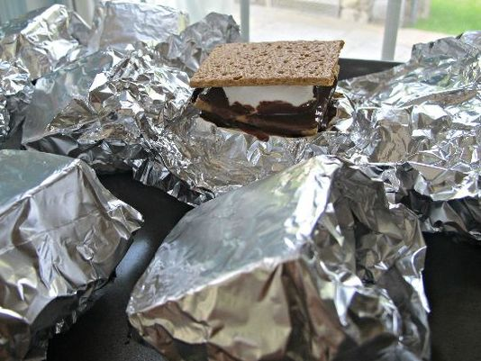 Suburban Sweets: Make Ahead S'mores