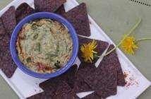 Dandelion Greens Hummus_1-1