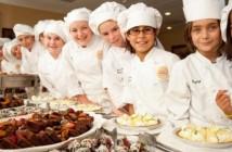 kids cooking camp at 42
