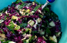 Seasonal Chef Maria Reina's  Summer Slaw