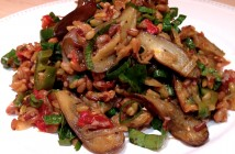 Sauteed Fairy Tale Eggplant, Seasonal Chef recipe