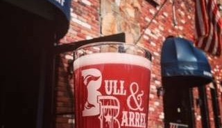 bull and barrel brew pub