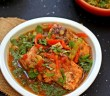 Salmon Tagine with Almond Chermoula