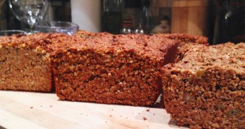 Seasonal Chef Maria Reina Irish Brown Bread
