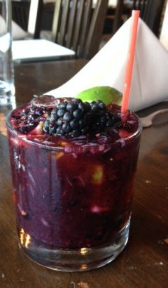 Blackberry Margarita 1