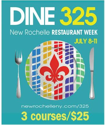 DINE 325 Restaurant Week logo cl