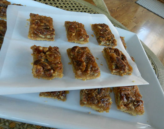 Suburban Sweets: Pecan Pie Bars