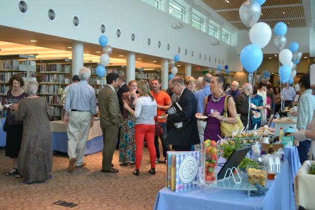 Greenburgh Library Books & Cooks
