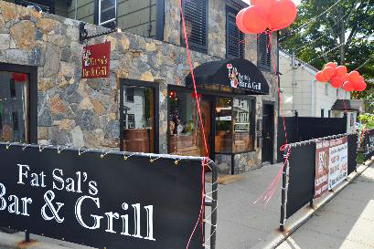 Fat Sal's Bar& Grill in Buchanan