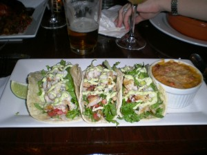 Red Snapper Tacos