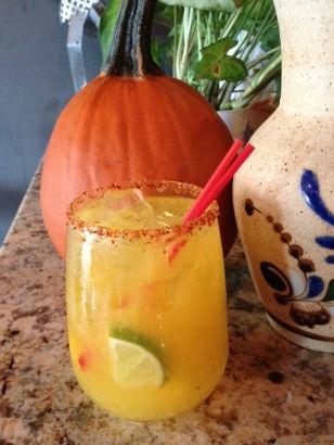 Fresh Orange Margarita2
