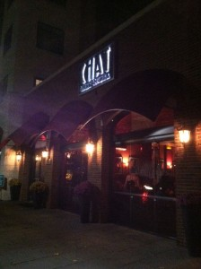 Chat American Grill in Scarsdale