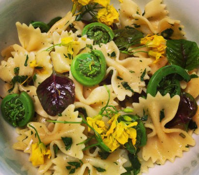 Easy Spring Pasta Salad