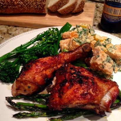 Bon Appetit 4-3-2-1 Spice Blend Chicken
