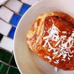 Aurays Coconut Croissant