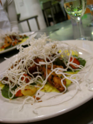 From the first class I took- vegan southeast Asian food, beautiful and delicious!