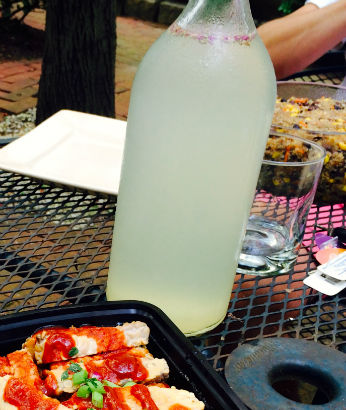 I Eat Plants: Lavender Lemonade