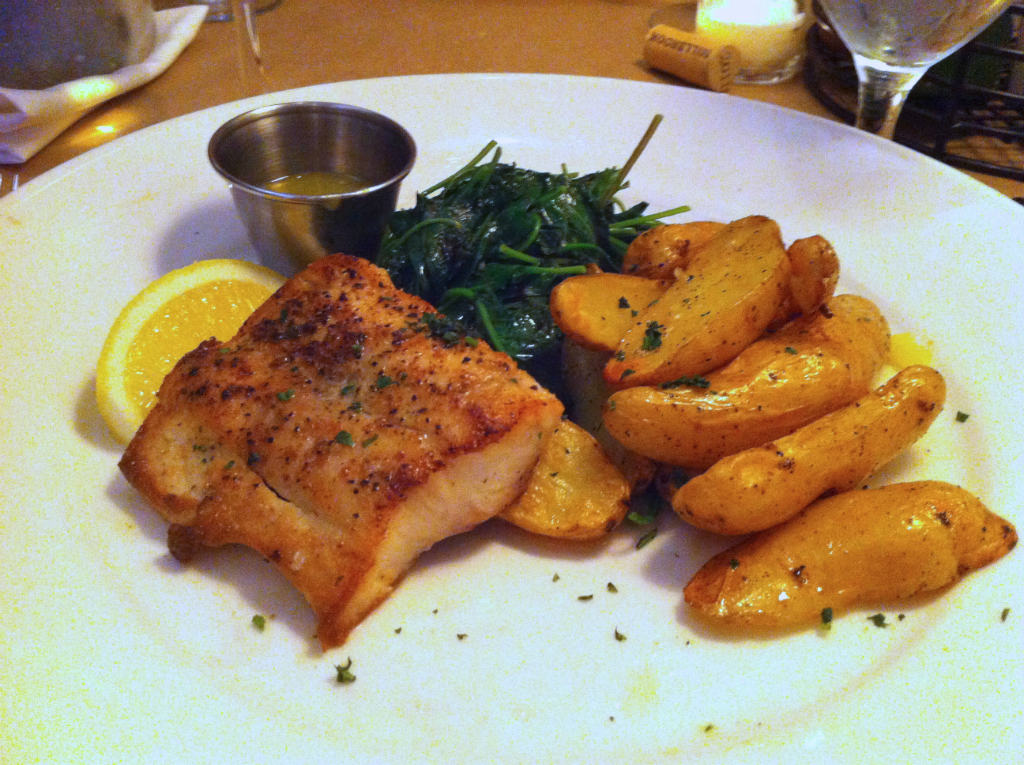Morgans Fish House Mahi Mahi