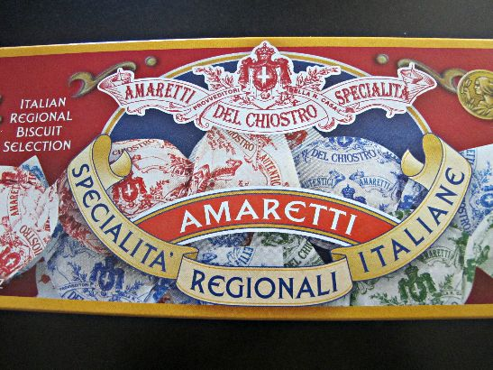 Suburban Sweets: Figs & Amaretti