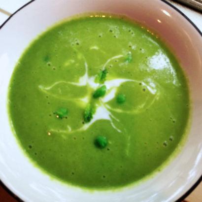 Cold Pea Soup, Mari Reina
