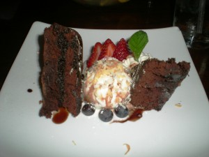 Jalapeno Brownie