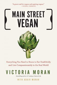 Main Street Vegan book