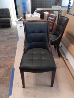 MK comfy chairs