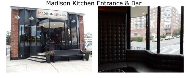 Madison Kitchen entrance bar