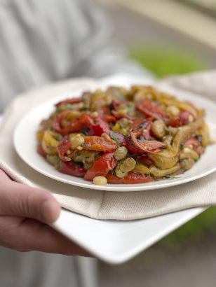 Marinated Pepper Salad