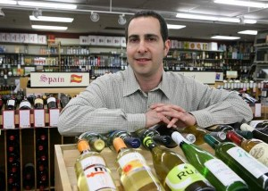 Michael Koehler of Suburban Wine & Spirits in Yorktown Heights