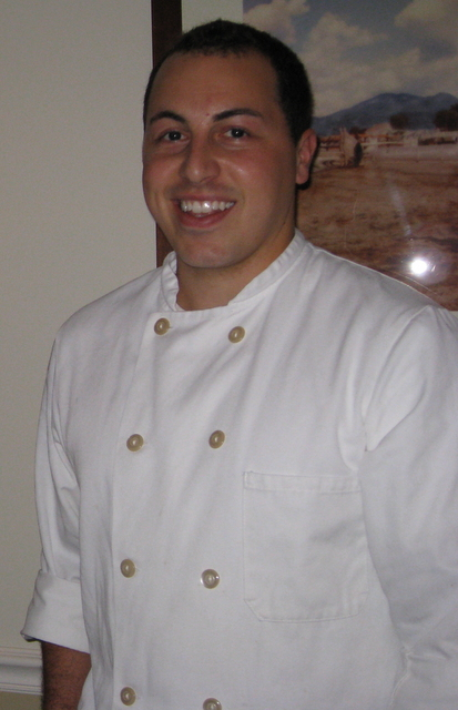 Chef Nick DiBona of Madison Kitchen