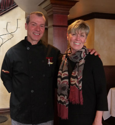 Chef Steve Contis, Frankie & Johnnie's Rye