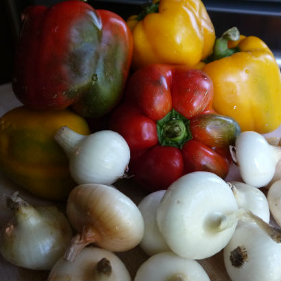 Cipollini and Peppers