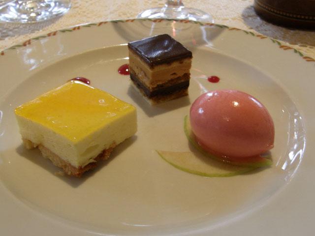 The Dessert Sampler