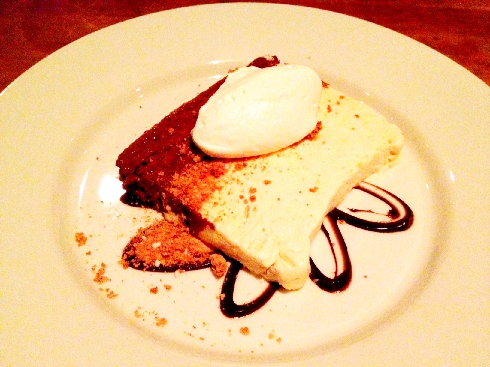Chocolate & Vanilla Semifreddo