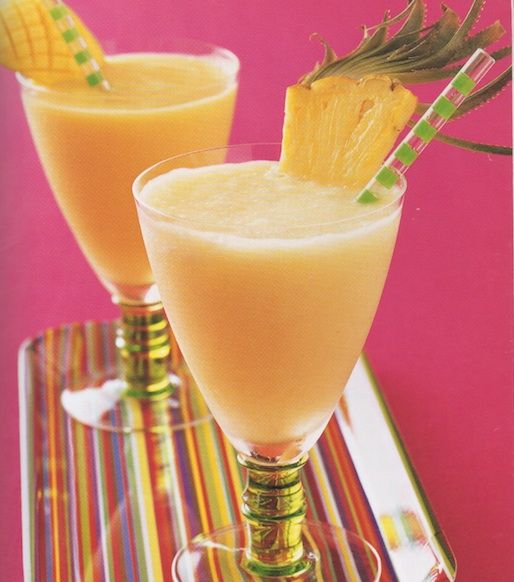 Piña Colada --Fun Fiesta Cocktails  Part 1