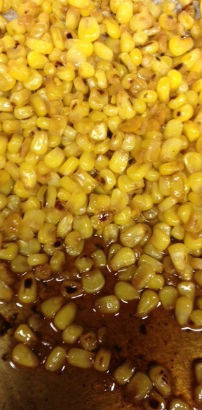 Roasted Corn Salsa_Corn