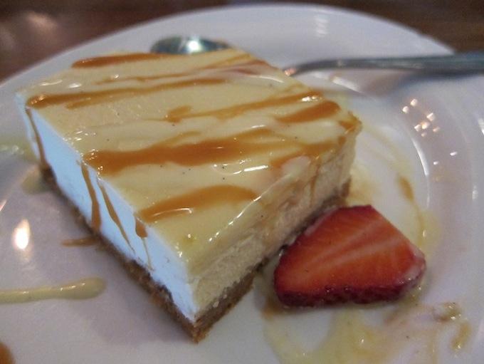 Rye Grill dessert