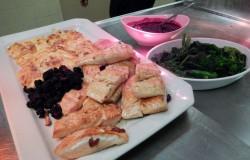 CIA salmon family meal