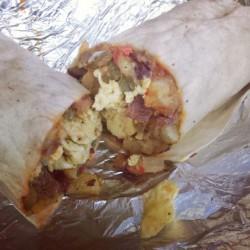 Sundance Breakfast Burrito