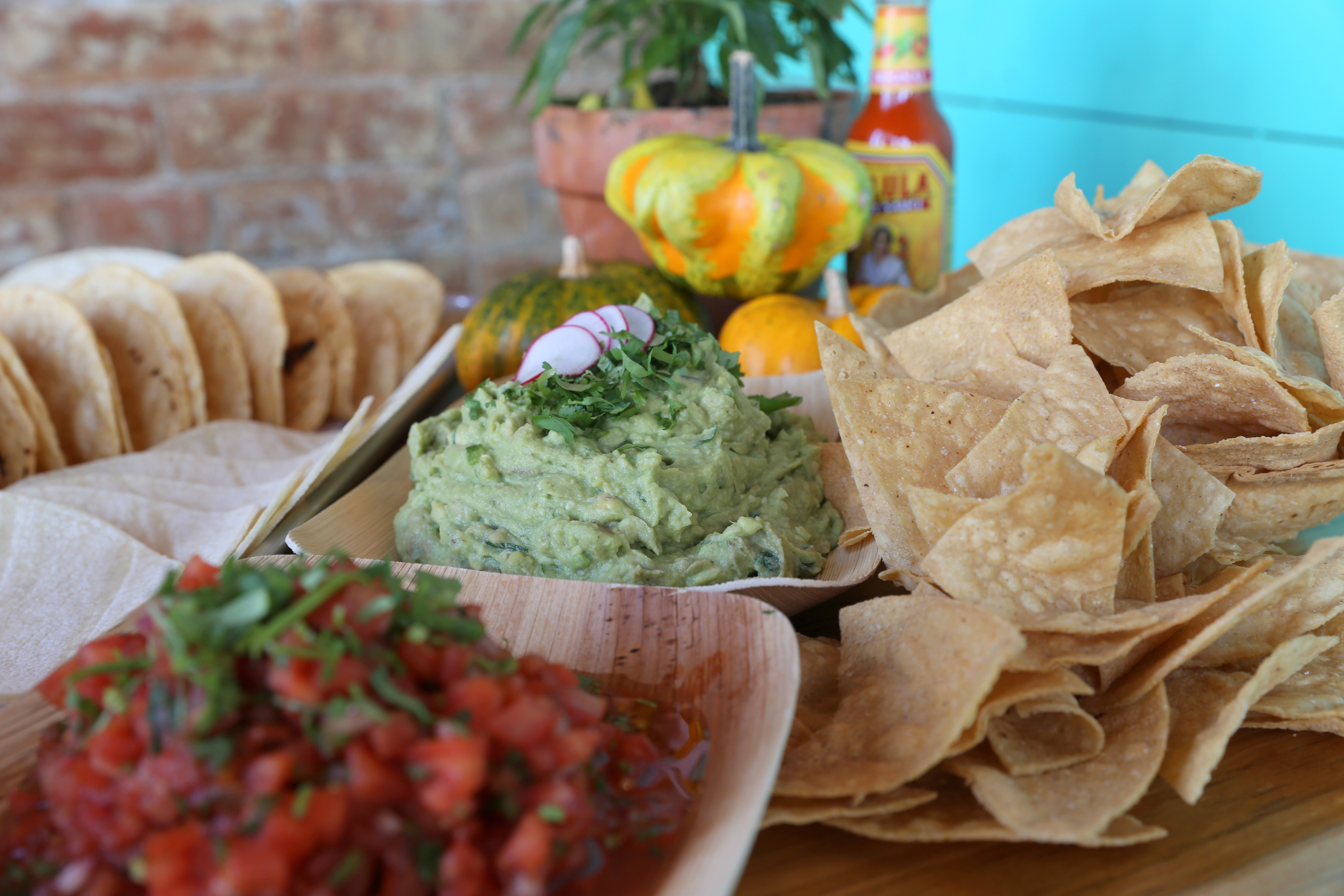 Guacamole at Taco Project in Tarrytown. Photo special to The Journal News.