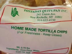 Tortilla Chip Bag