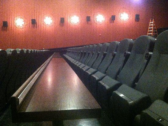 alamo drafthouse horiztonal seats