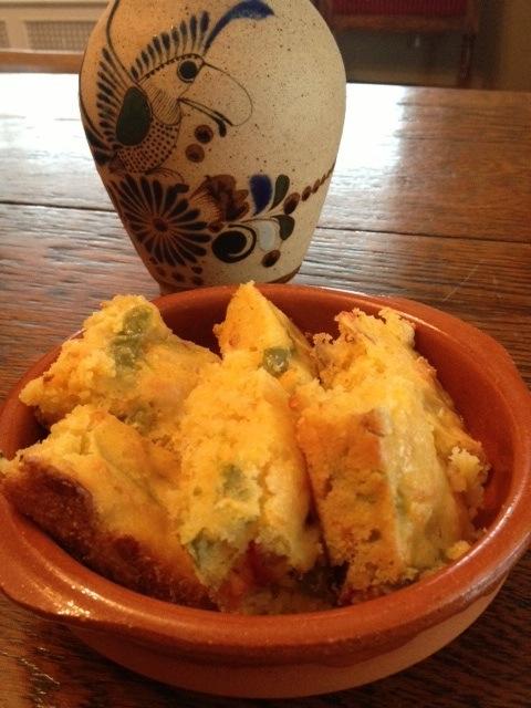 Baked Sopa Paraguaya