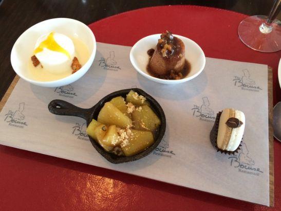bocuse dessert tasting