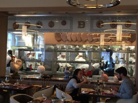 bocuse open kitchen