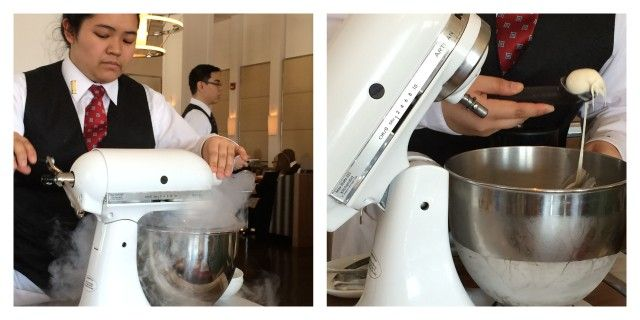 bocuse tableside ice cream