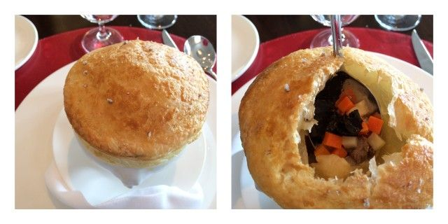 bocuse truffle soup